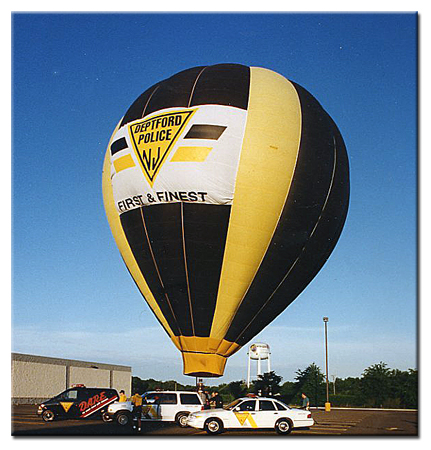 """First & Finest"" Adams Balloon"